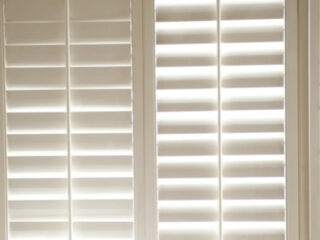 Using Shutters To Divide Your Living Space