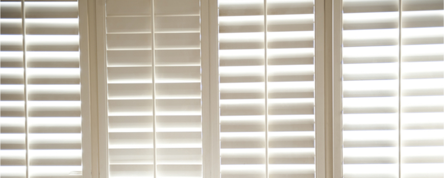 close up image of shutters