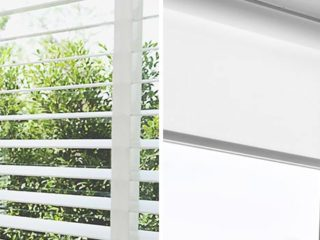 Update your old blinds to shutters for a modern look