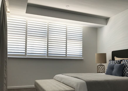Sliding Shutters Brisbane home